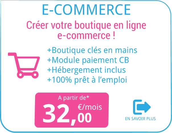 E-commerce par Sebweb®